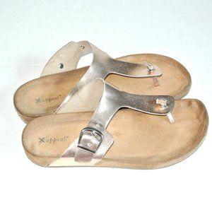 XAppeal  Chloe Thong Slide Sandal 10
